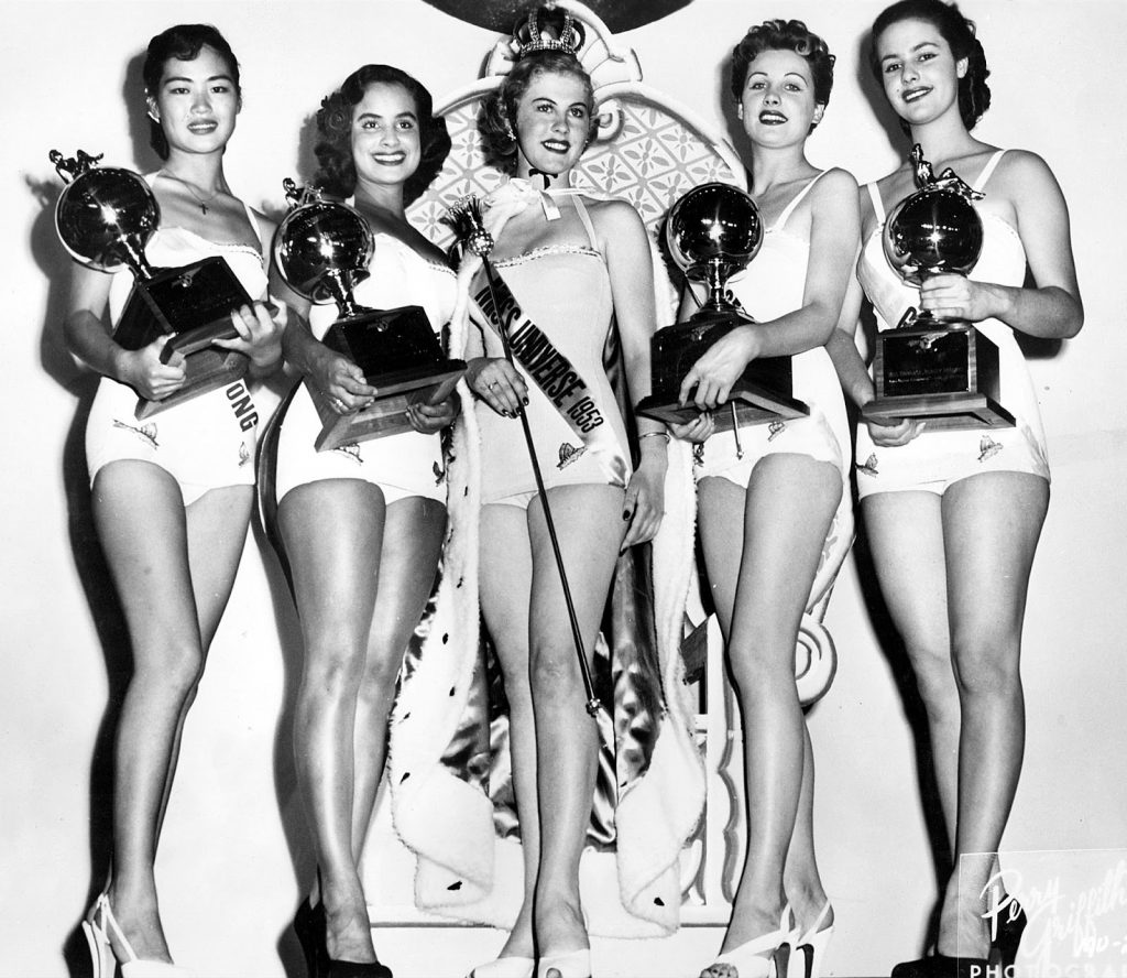 Miss Universe 1952