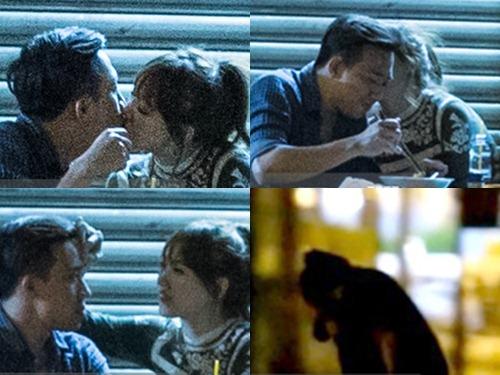 Hari Won và Trấn Thành hẹn hò.