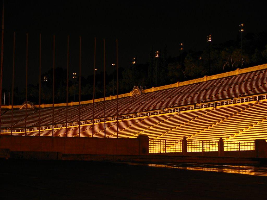 Athens về đêm, một góc nhìn rất khác - 01