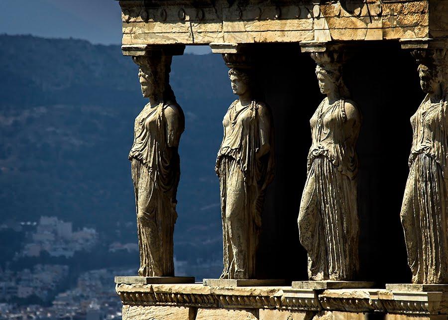 Athens về đêm, một góc nhìn rất khác - 02