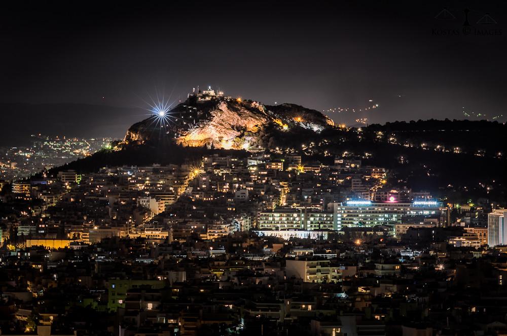Athens về đêm, một góc nhìn rất khác - 06