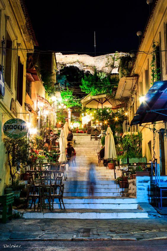 Athens về đêm, một góc nhìn rất khác - 07