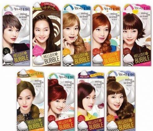 3 thương hiệu dầu gội nhuộm tóc đơn giản và tiện lợi ELLE VN