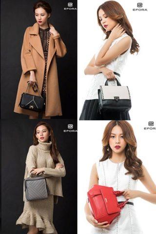 5 xu hướng túi thời trang không thể thiếu cho mùa Thu-Đông