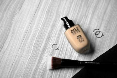 """Trong năm 2016, Make Up For Ever chính thức tung ra thị trường sản phẩm Water Blend – dòng kem nền hoàn toàn mới hứa hẹn sẽ tạo nên cơn sốt như """"người tiền nhiệm"""" Face & Body."""