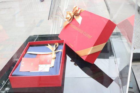 Huddersfield và Luala Uomo cùng cho ra mắt bộ quà tặng đặc biệt dành tặng cha nhân dịp Tết