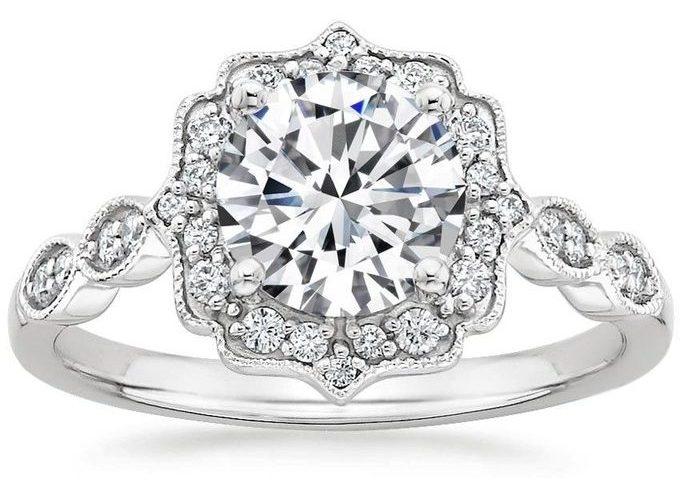 Chọn nhẫn đính hôn phù hợp cho nàng theo cung hoàng đạo