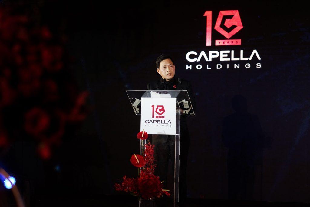 Kỷ niệm 10 năm thành lập và ra mắt nhận diện thương hiệu mới của Công ty Cổ phần Tập đoàn Capella (Capella Holdings) - 05