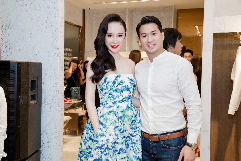Sao Việt tưng bừng mừng doanh nhân Thủy Tiên ra mắt cửa hàng mới - 03