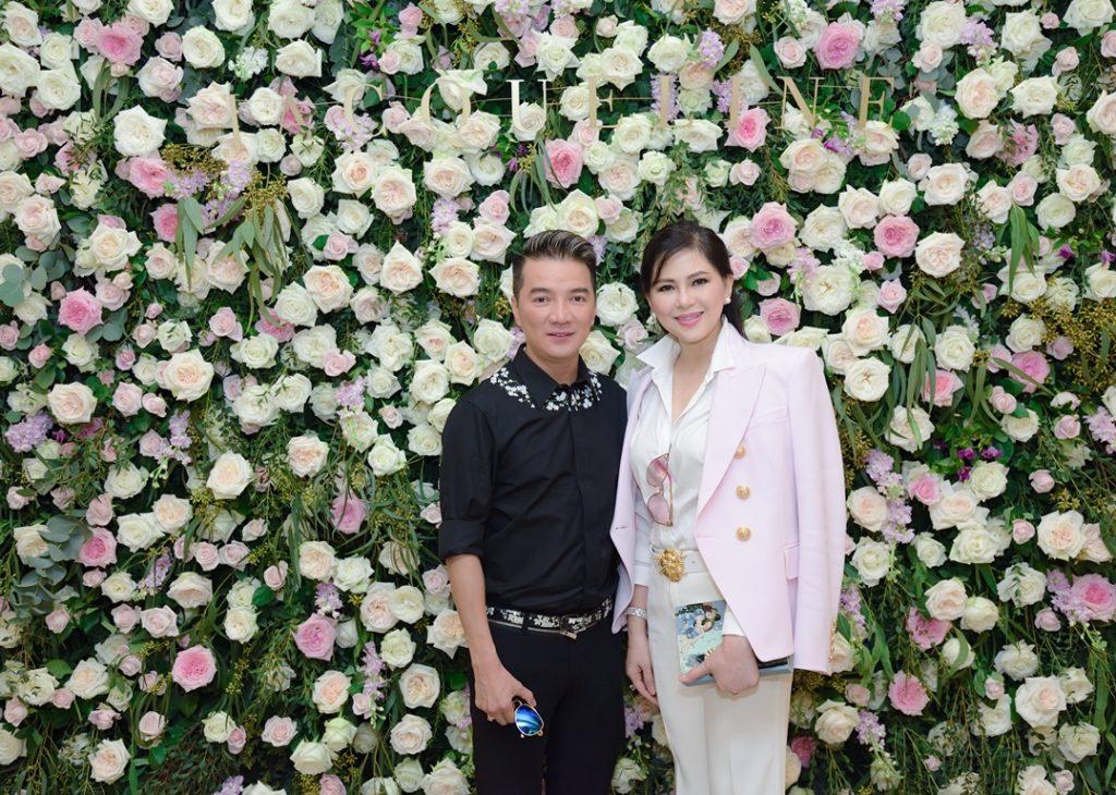 Sao Việt tưng bừng mừng doanh nhân Thủy Tiên ra mắt cửa hàng mới - 04