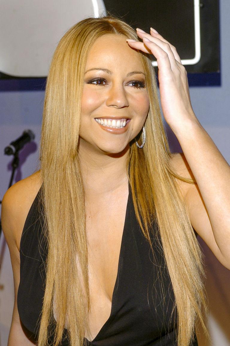 Vẻ đẹp Mariah Carey