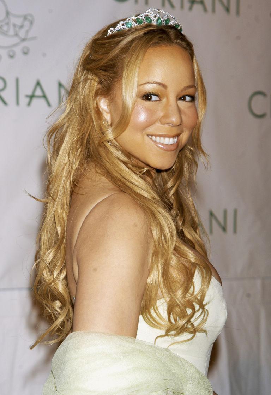 Mariah Carey năm 2004