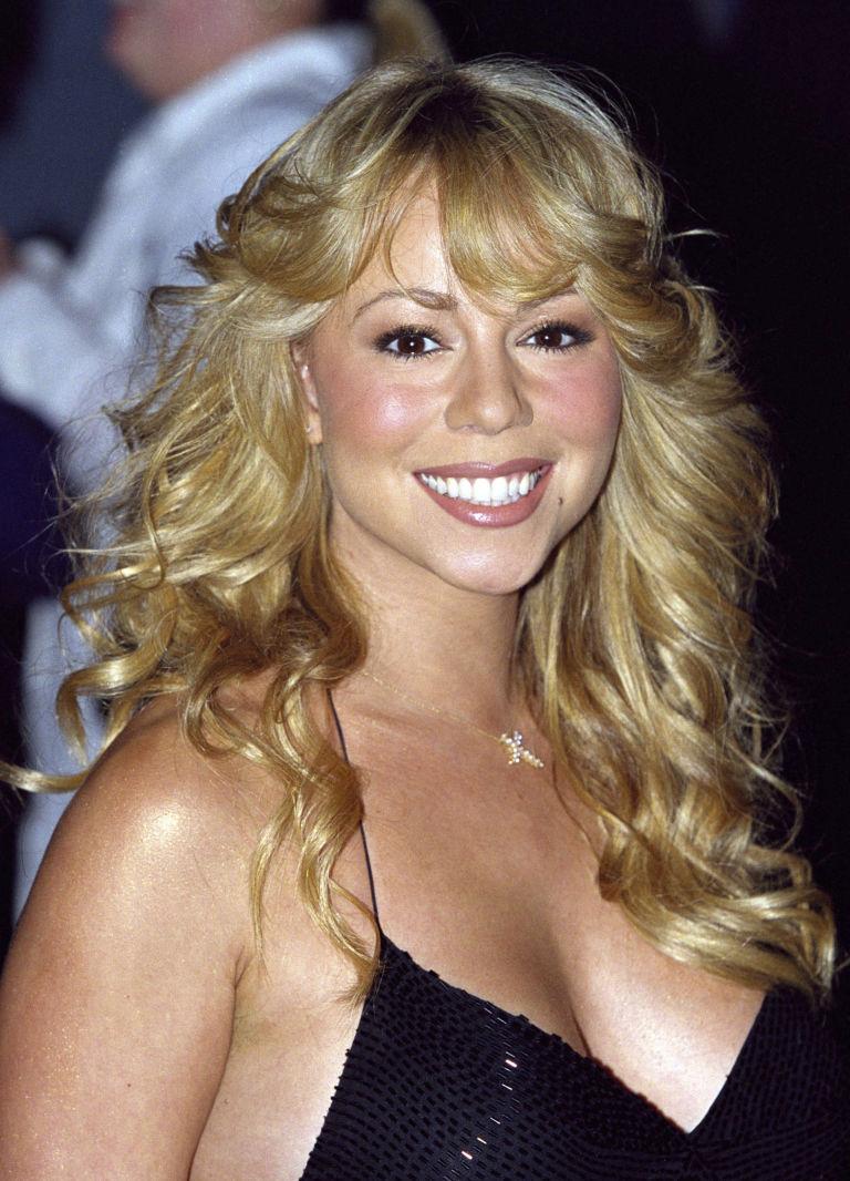 Mariah Carey năm 2001