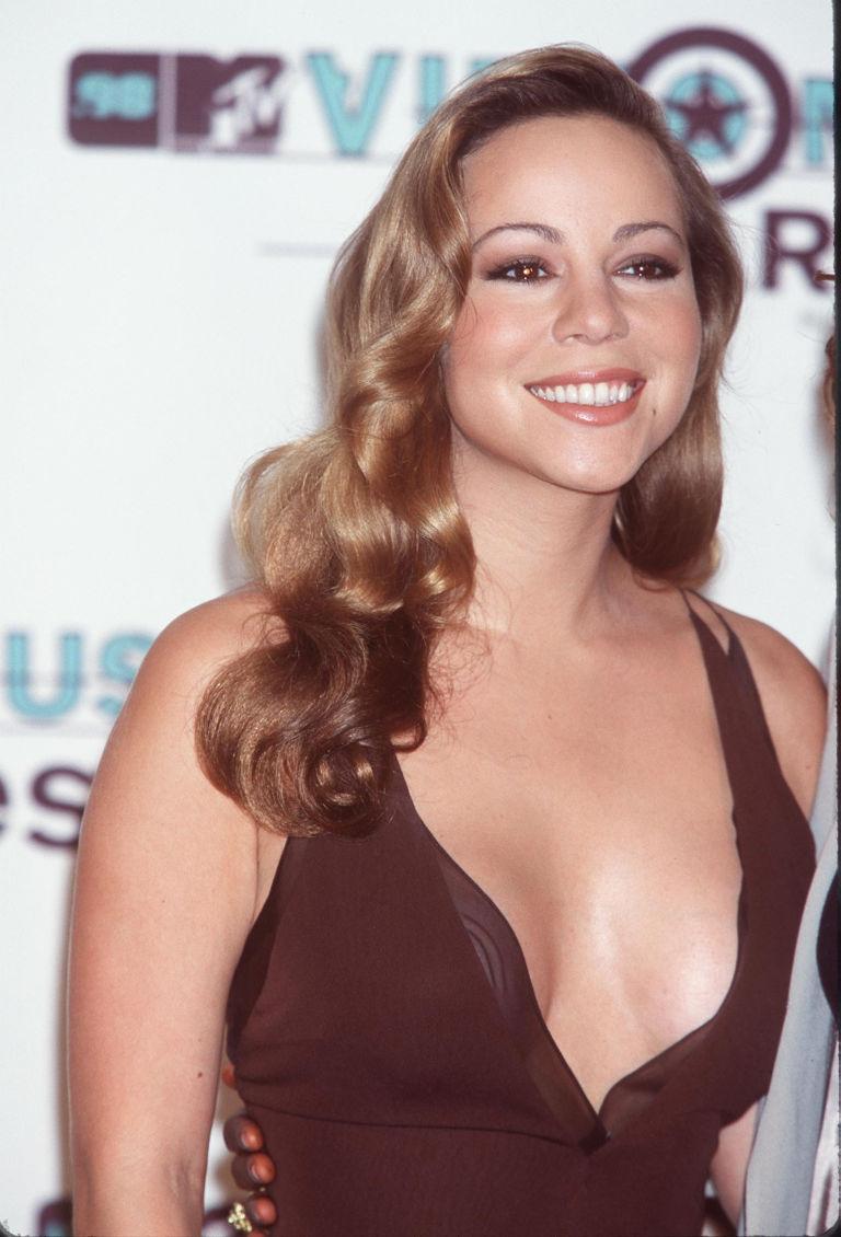 Mariah Carey năm 2009