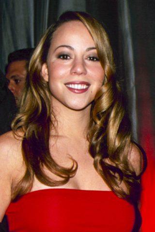 Vẻ đẹp của nữ diva Mariah Carey theo năm tháng
