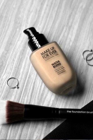 Water Blend - Huyền thoại được làm mới của Make Up For Ever