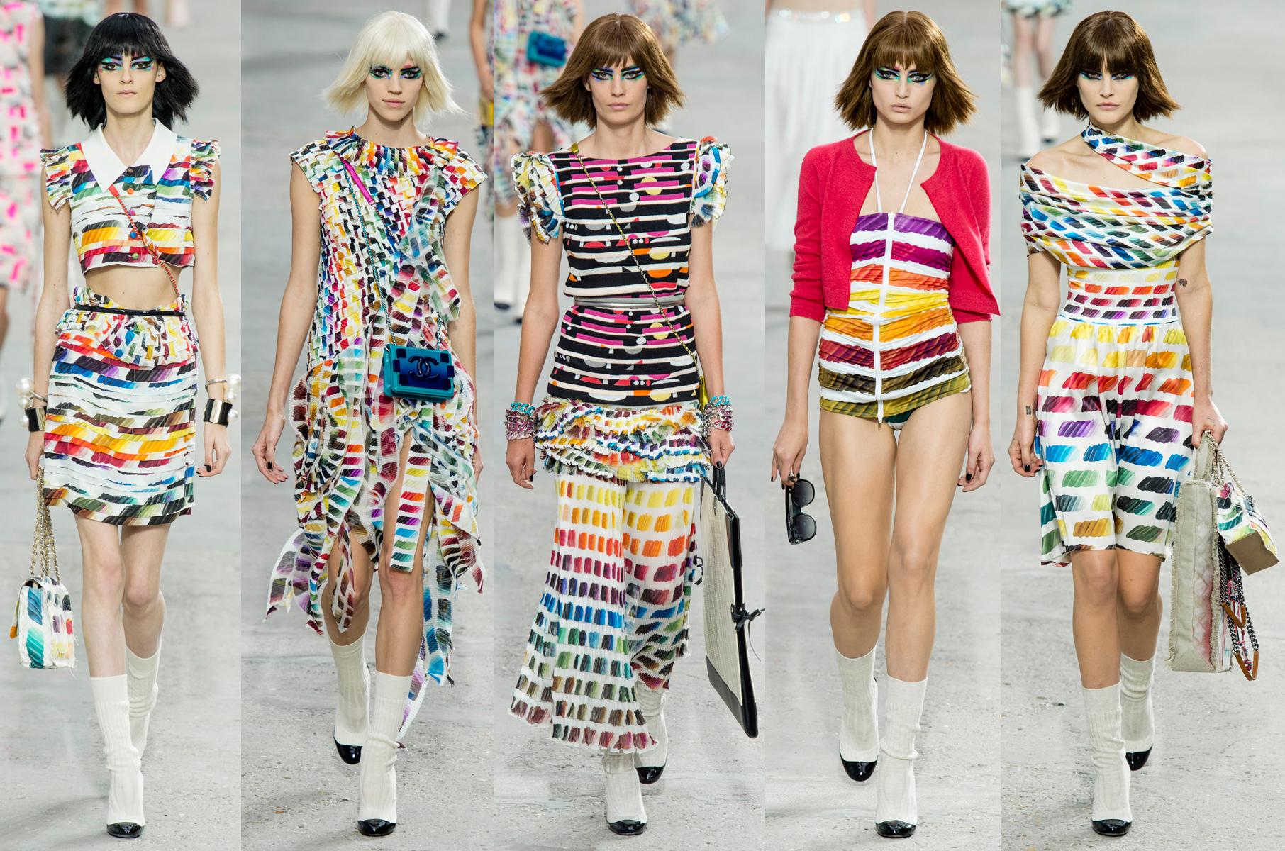 5 Xu hướng thời trang sẽ tiếp tục đình đám năm 2017