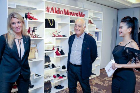 Câu chuyện thú vị đằng sau sự thành công của thương hiệu Aldo