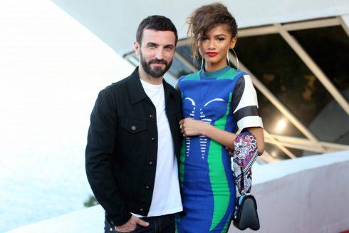 NTK Nicolas Ghesquiere và diễn viên Zendaya