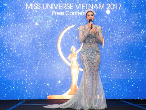 Hoa hậu Hoàn Vũ 2015 Phạm Hương