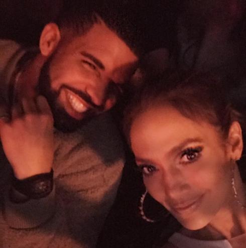 JLo và Drake