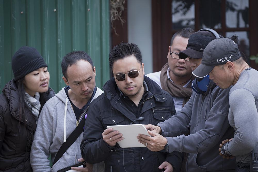Nhã Phương tái hợp cùng đạo diễn Victor Vũ trong phim mới Lôi Báo ELLE VN
