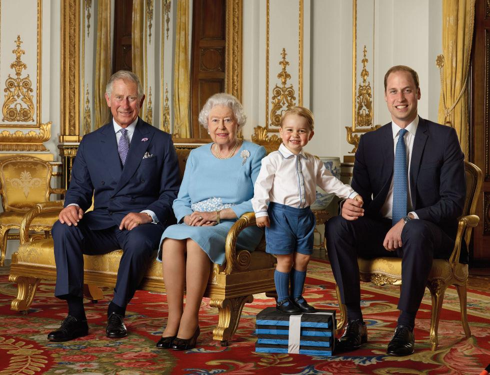 Cùng điểm lại 15 khoảnh khắc đáng nhớ nhất trong năm 2016 của gia tộc Hoàng gia Anh - 05