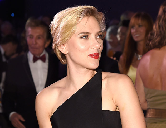 Scarlett Johansson cán mốc diễn viên có thu nhập cao nhất 2016 ELLE VN