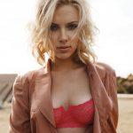 Scarlett Johansson là diễn viên có thu nhập cao nhất 2016
