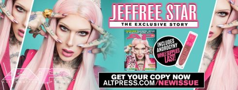 Jeffree Star cosmetic