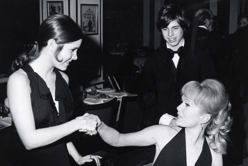 Hai mẹ con Debbie Reynolds và Carrie Fisher - 05