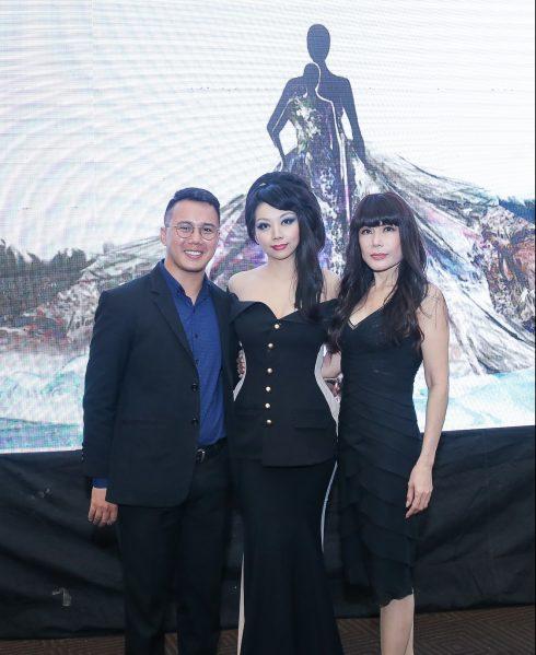 """Nhà nghệ thuật - nhà thiết kế Quỳnh Paris lần đầu tiên tổ chức show thời trang nghệ thuật """"Dèja Vu"""" đánh dấu 5 năm về nước và làm việc tại Việt Nam - 08"""