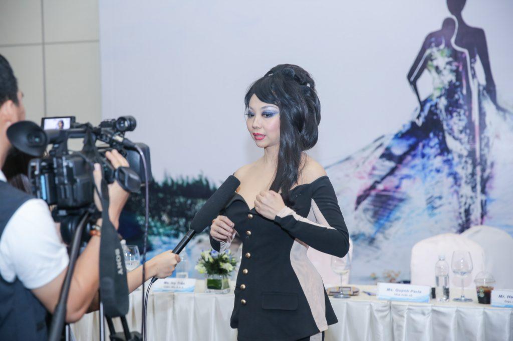 """Nhà nghệ thuật - nhà thiết kế Quỳnh Paris lần đầu tiên tổ chức show thời trang nghệ thuật """"Dèja Vu"""" đánh dấu 5 năm về nước và làm việc tại Việt Nam - 01"""