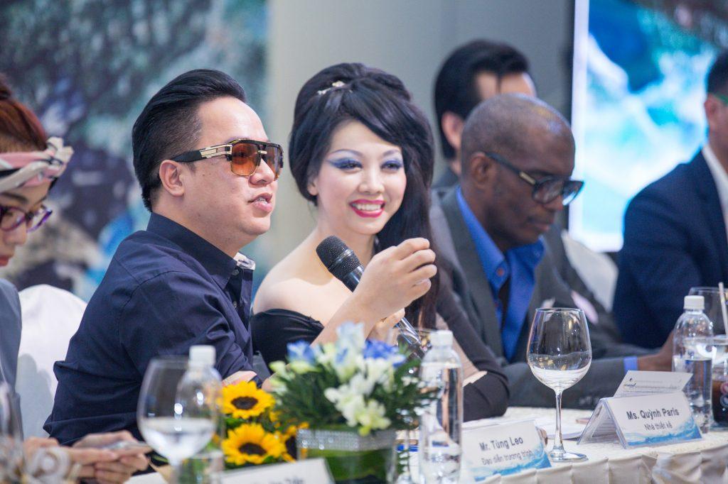 """Nhà nghệ thuật - nhà thiết kế Quỳnh Paris lần đầu tiên tổ chức show thời trang nghệ thuật """"Dèja Vu"""" đánh dấu 5 năm về nước và làm việc tại Việt Nam - 05"""