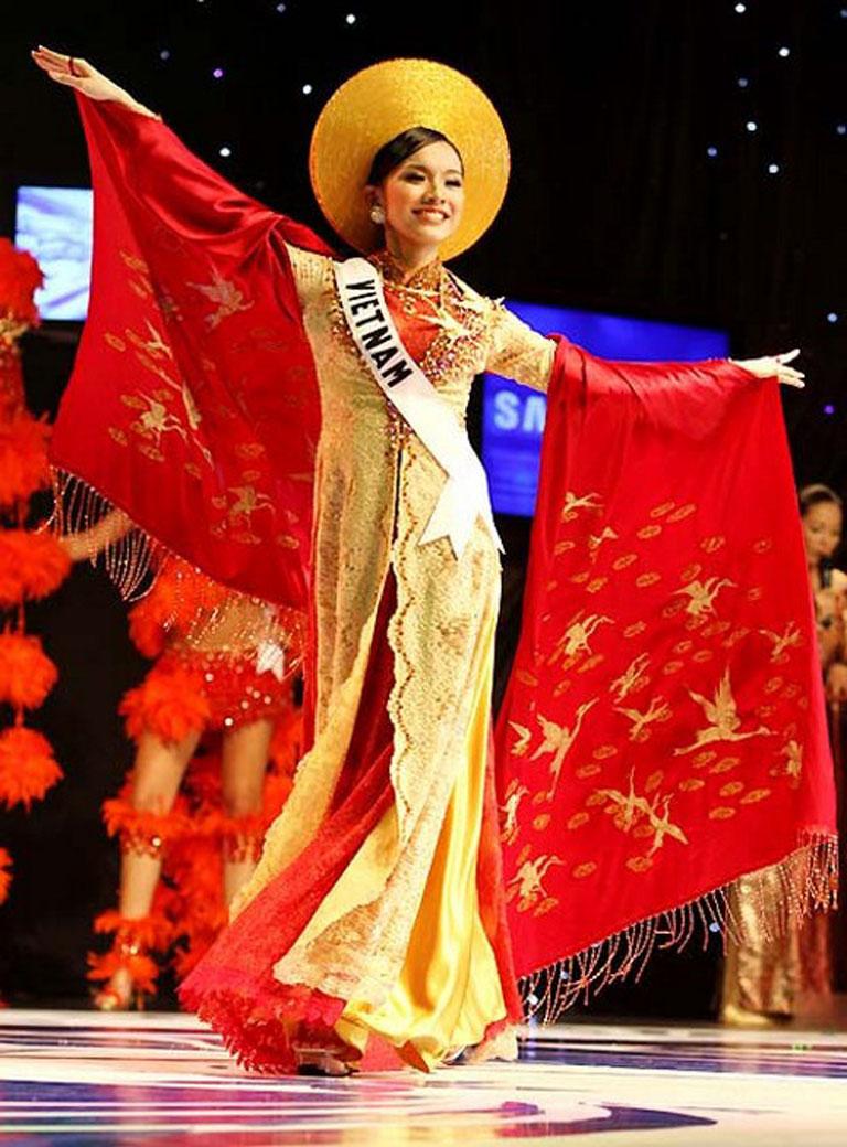 Hoa hậu Hoàn vũ Việt nam 2008