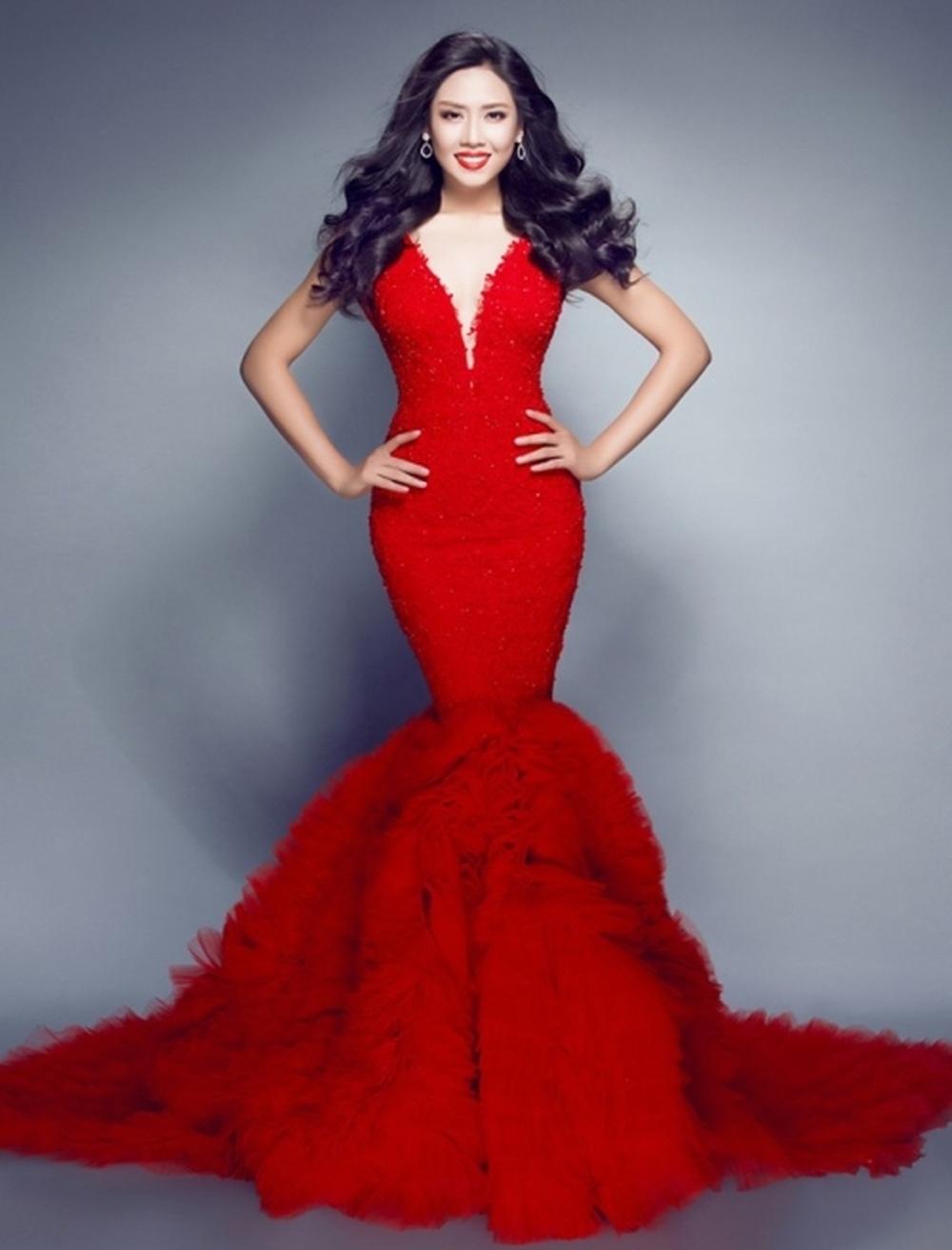Hoa hậu Hoàn vũ Việt Nam 2015