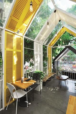 5 quán cà phê đẹp ở Hà Nội ấm áp đón gió Đông