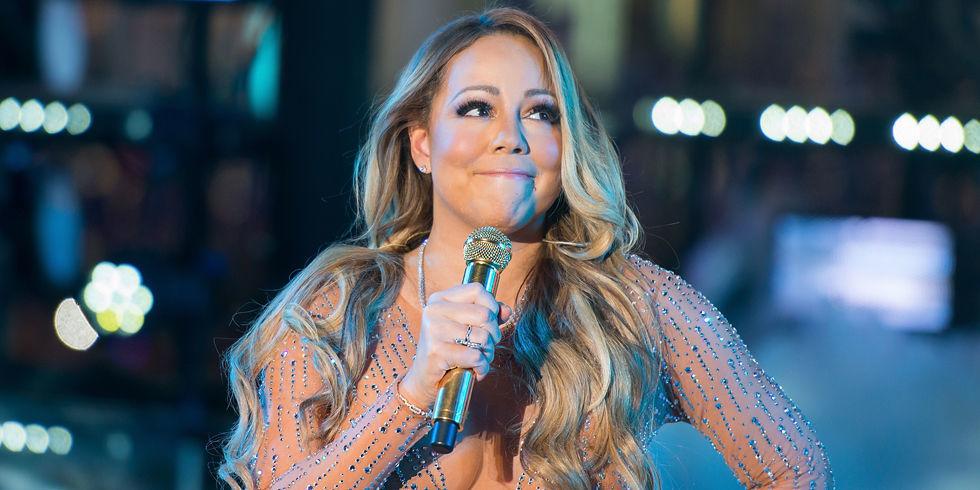 Mariah Carey - tiêu điểm âm nhạc mở màn năm 2017 ELLE VN