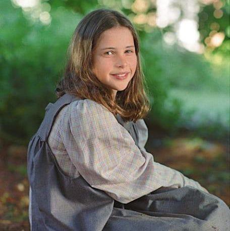 Nữ diễn viên Felicity Jones trong The Treasure Seekers.