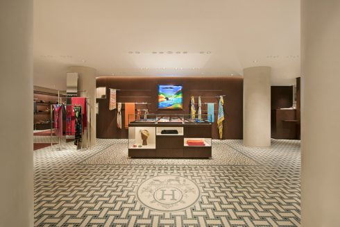 Cửa hàng Hermes tại Hà Nội