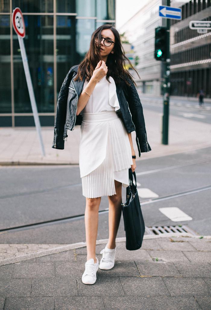 Giày sneaker trắng 0015