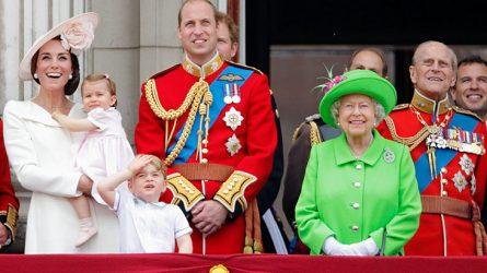15 khoảnh khắc đáng nhớ nhất 2016 của gia tộc Hoàng gia Anh