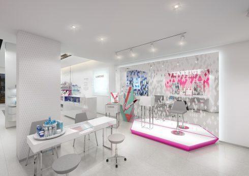 Cửa hàng LANEIGE Thế hệ mới chính thức khai trương tại Hai Bà Trưng TP.HCM ELLE VN