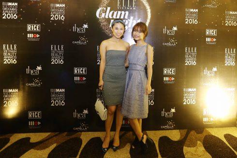 Fashionista Hà Mi và beauty blogger Liên Anh Nguyễn