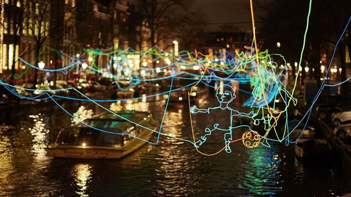 tết nguyên đán - lễ hội ánh sáng tại Hà Lan - elle vietnam