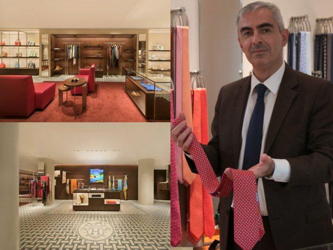 Trò chuyện với giám đốc Hermès Khu vực Nam Á, ông Eric Festy