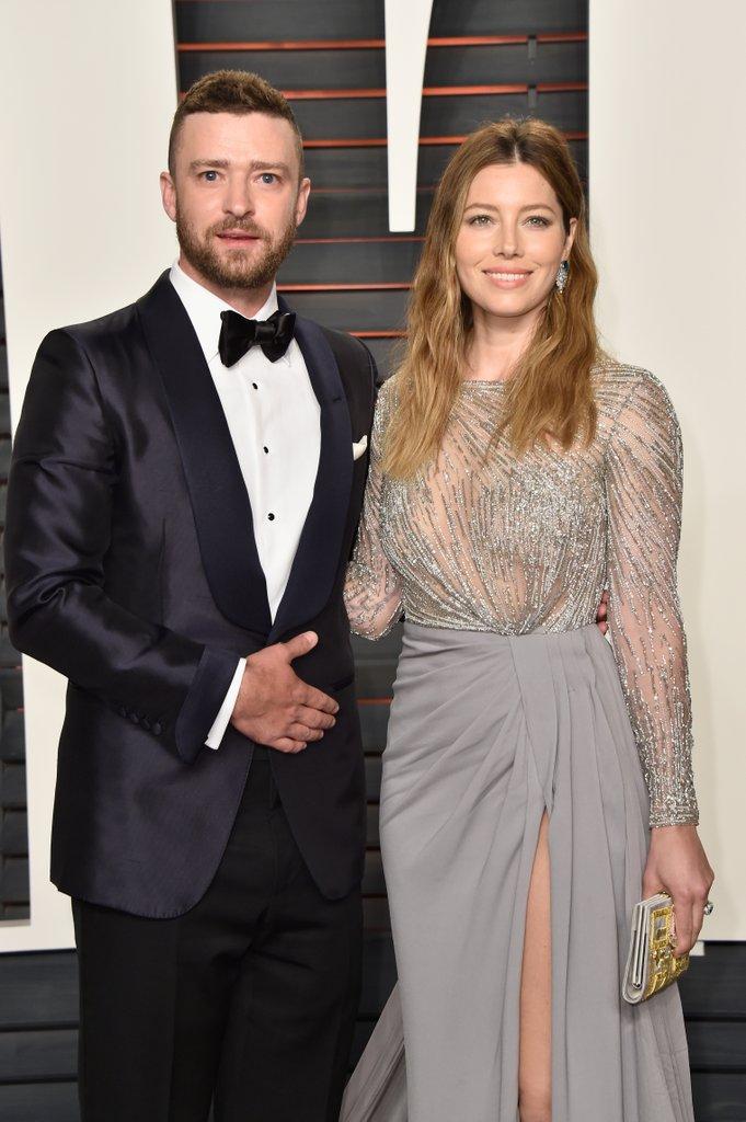 Cặp đôi ngọt ngào của Hollywood: Justin Timberlake & Jessica Biel
