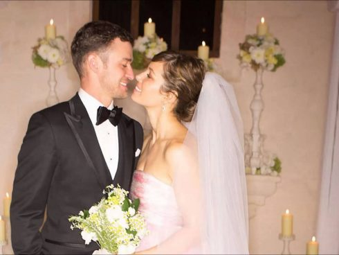 cặp đôi Justin Timberlake và Jessica Biel