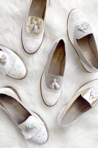 5 mẫu giày lười nữ làm mê mẩn phái đẹp