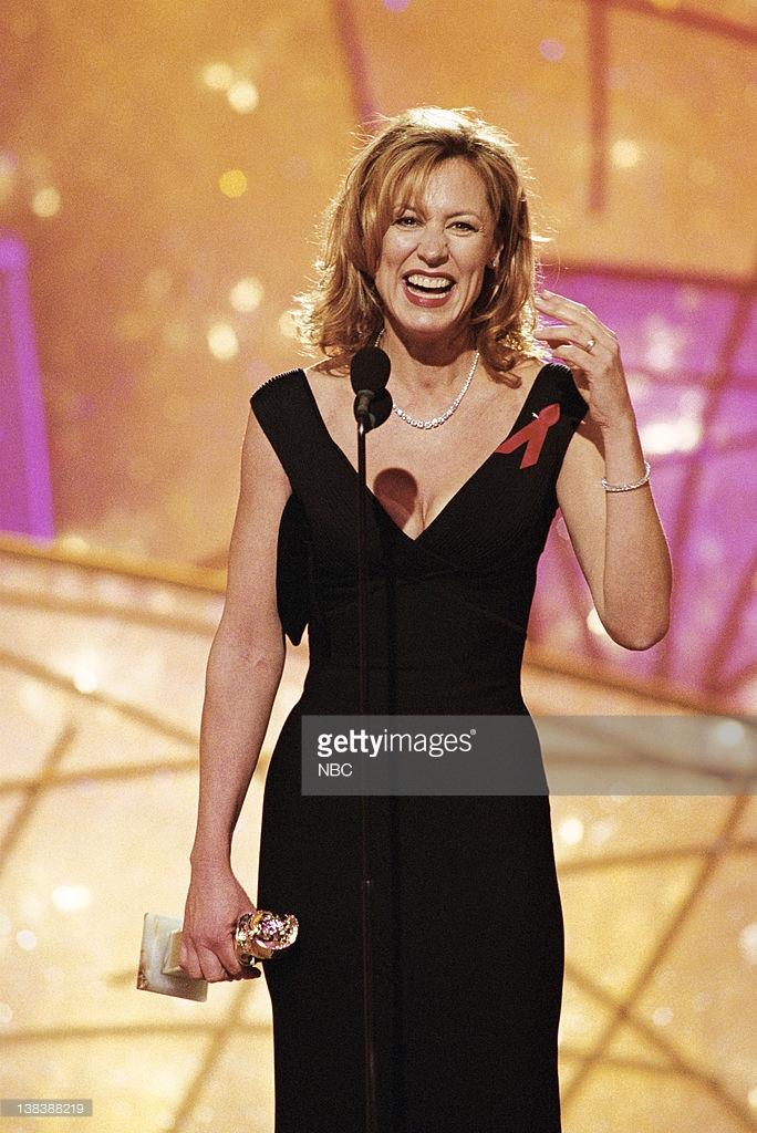 Ba năm sau, Christine Lahti lại vắng mặt khi cô được công bố là người chiến thắng nhờ vai diễn trong phim Chicago Hope.
